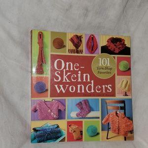 One-skein wonders book